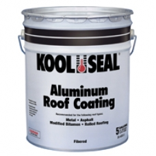 KOOL SEAL ECON FIBERED ALUM  4.75 GALLON