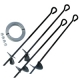 ANCHOR SHED KIT-30in ANCHORS