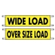 OVER-SIZE LOAD SIGN - NYLON